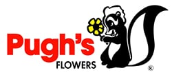 Pughs Flowers Blog Logo