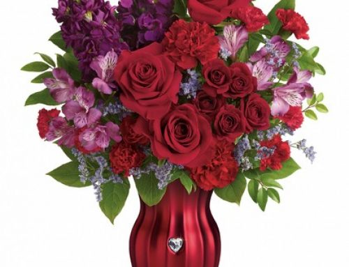 Celebrate Romance Awareness Month with a Gift of Long-Stem Roses