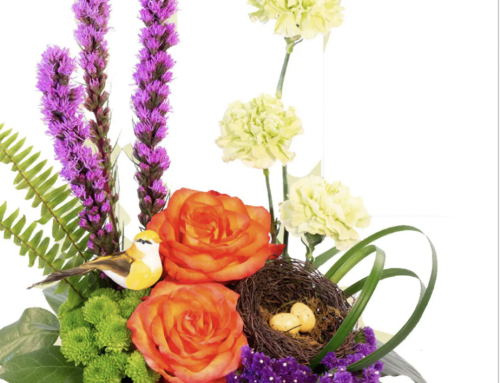 Adds Fresh Spring Bouquets to Your Life and Others From Pugh's!