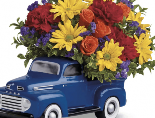 Celebrate Special July Days with Flowers and Gifts From Pugh's!