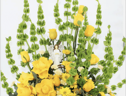 Sympathy Flowers For Home and Service