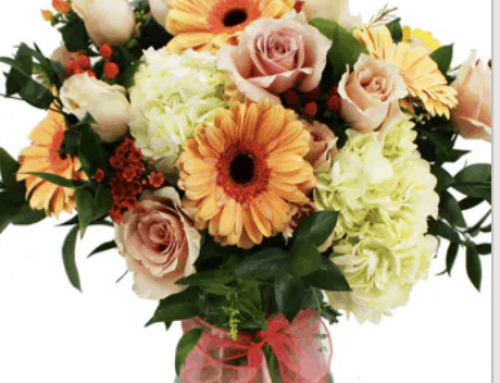 Local and National Thanksgiving Flower and Centerpiece Delivery