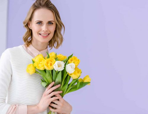 Stop into Pugh's Flowers and visit a floral designer to discover sensational flower arrangements for Boss's Day